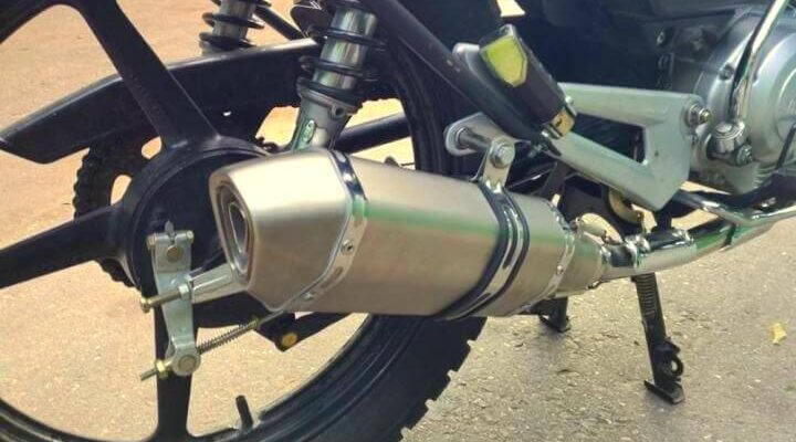 How To Install Motorcycle Exhaust